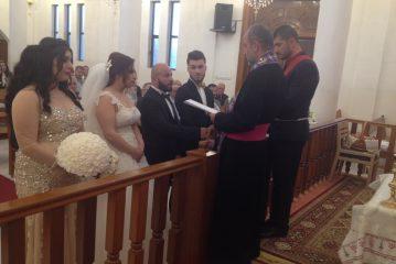 بركة أكليل الزواج