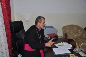 اقام الخور اسقف فيليبوس داود دورة للمخطوبين في كنيسة مارنرساي